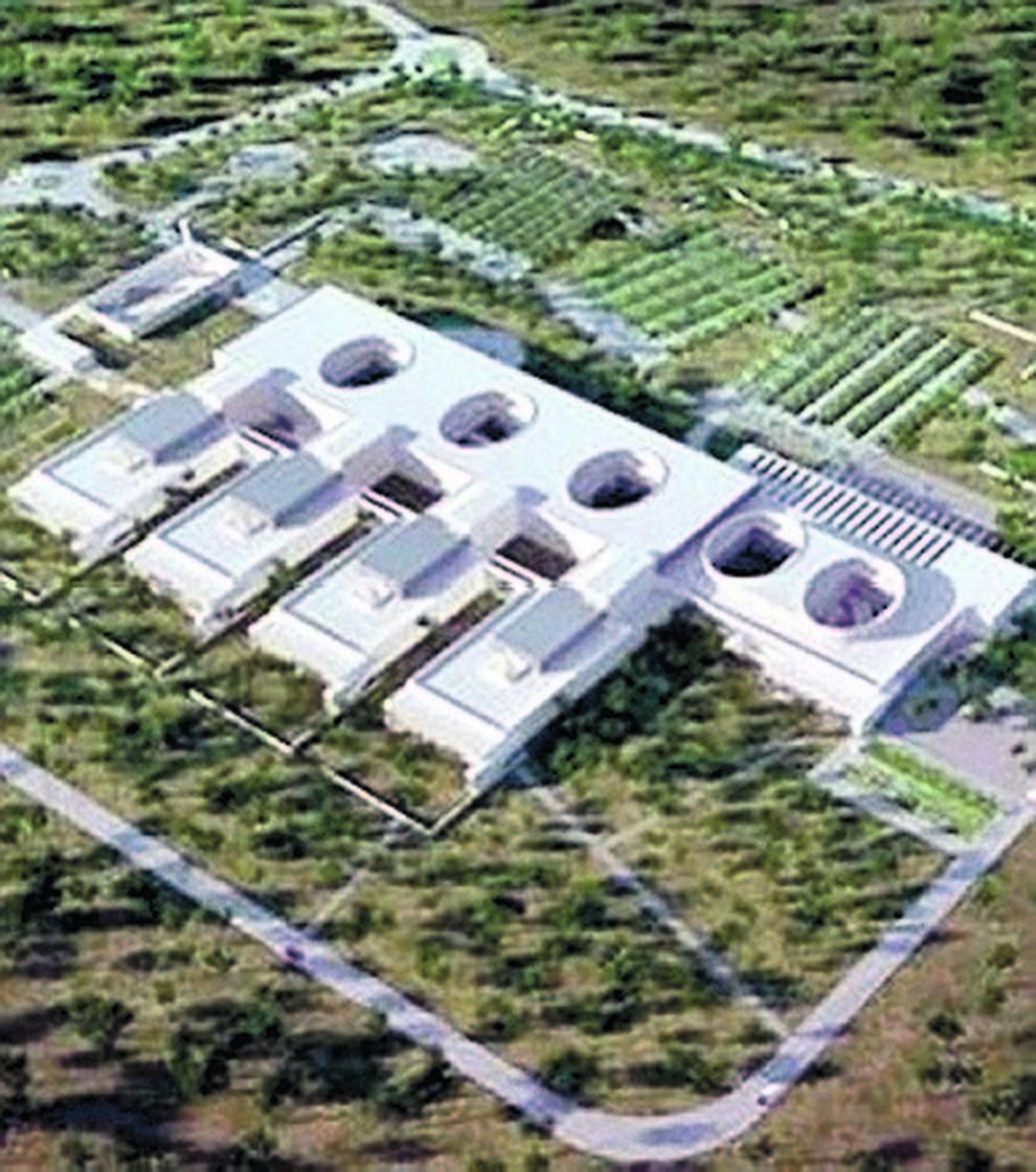 Ospedale monopoli fasano c 39 il via lbera al progetto for Nuovo arredo monopoli