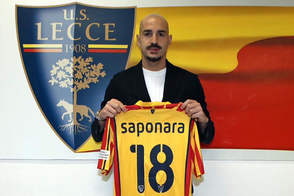 Presentazione ufficiale per Saponara: «Lecce mi ha intrigato, è la ...