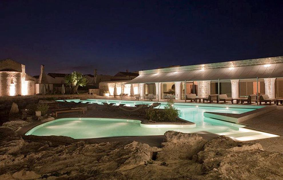 Alberghi tarantini secondi in italia per qualit e prezzo for Design hotel 5 stelle