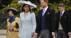 Harry al matrimonio di Gabriella Windsor senza Meghan Markle