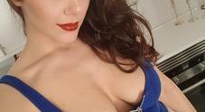Gli scatti da Instagram della porno attrice Valentina Nappi