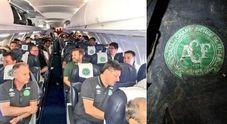 A bordo la squadra di calcio brasiliana: 71 morti. Recuperate le scatole nere
