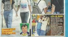 Veronica Satti riceve l'anello di fidanzamento dalla compagna Valentina (NuovoTv)