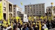 Xylella, a Lecce due manifestazioni. Coldiretti: «La Regione si nasconde e non decide»