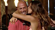 """• Dayane Mello e l'addio a Bettarini: """"Ci siamo solo baciati"""""""