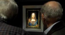 Leonardo batte ogni record: il Salvator Mundi venduto all'asta per 450 milioni di dollari