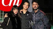 Asia Argento e Fabrizio Corona, week end in famiglia con il figlio Carlos: «È un ragazzo straordinario»
