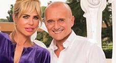 Lite Fabrizio Corona-Ilary Blasi, Alfonso Signorini: «Ecco perché non sono intervenuto»