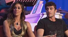 Andrea Iannone contro Fabrizio Corona per l'incontro con Belen: «Sono il terzo occhio anche quando non mi vedi»