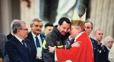 Salvini a Confindustria: «Ci lasci lavorare, è stata zitta per anni»