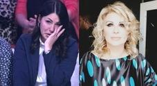 Tina Cipollari e la lettera di minacce: «Attacca Eliana Michelazzo e ti succederanno cose brutte»