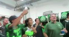 L'ulitmo video/ I festeggiamenti pochi giorni prima dello schianto in aereo