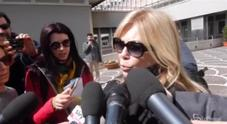 Le lacrime dell'ex moglie Rita dalla Chiesa: «Mancherà a tutti»