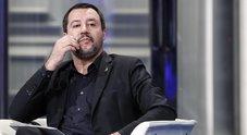 Salvini: «Vi siete piegati a Bruxelles»