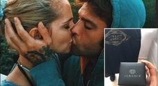 Matrimonio Ferragnez: gli abiti. Fedez vestirà Versace, Chiara Ferragni in Dior: «Ho l'abito dei miei sogni»