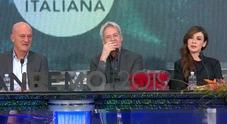 """Sanremo 2019, Mahmood vince ma il televoto lo """"boccia"""", Baglioni: «Toglierei voto giurie»"""