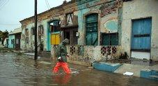 Cuba, onde fino a 9 metri