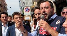 Salvini: «Unici razzisti sono politici di sinistra. Più fondi e uomini per lotta alla mafia»