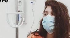 Magalli, la figlia Michela ricoverata. Il post su Instagram: «Non c'è una diagnosi»