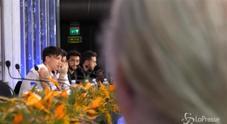 """Sanremo, Ultimo ai giornalisti: """"Trovate da dire su qualsiasi cosa"""""""