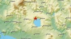 Terremoto di 2.9 sul lago di Bolsena, avvertito anche a Viterbo e Orvieto