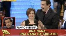 Flavio Insinna e il fuorionda di Striscia, Rocchetta poteva licenziarlo