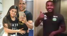 """""""Diventerai papà"""": poco dopo Thiaguinho muore sull'aereo"""