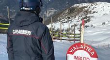 Bimba morta sugli sci, sequestrate quattro piste in Val di Susa