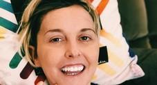 Nadia Toffa torna sui social e rassicura i fan: «Oggi riposo, poi la fisioterapia»