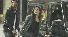 Belen e Stefano De Martino non si nascondono più, uscita notturna con Santiago