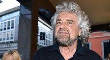 Grillo: «Renzi finto rottamatore»