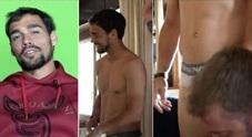 Fabio Fognini resta nudo alle Iene: con Flavia Pennetta sesso 15 volte a settimana