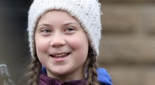 Greta Thunberg, la bimba simbolo della lotta per il clima: giovani in piazza in 150 nazioni