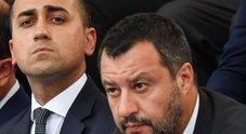 Salvini tenta il M5S: contro Renzi le vie della Lega sono infinite