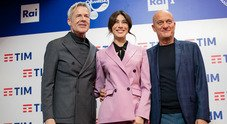 Le foto della conferenza stampa