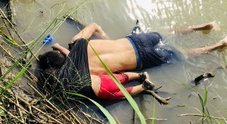 Il Papa piange il padre e la figlia annegati al confine messicano, fuggivano dalla guerra e dalla miseria