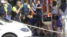 «È sbucato dal nulla e ha travolto i passanti: c'era sangue dappertutto»