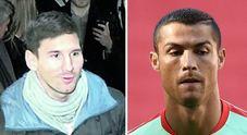 Il dolore di Messi e Cristiano Ronaldo: «Soffriamo per le vittime»