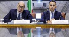 Governo, tra Pd e M5S scontro su Palazzo Chigi. Di Maio avverte Zingaretti: ho un'alternativa