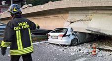 A ottobre era crollato un cavalcavia a Lecco: un morto e quattro feriti