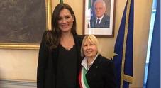 Alena Seredova italiana: «Ho giurato fedeltà alla Repubblica, in Italia ho trovato l'amore»