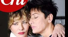 """Eva Grimaldi e il coming out con Imma Battaglia: """"Era già tutto pronto 2 mesi fa"""""""