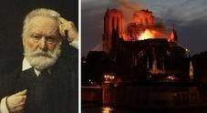 Notre Dame, la terribile profezia di Victor Hugo: «Una grande fiamma tra i campanili»