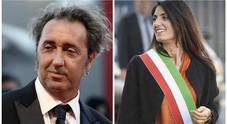 Raggi: «Chiamerò Sorrentino: dico sì all'appello su Roma»