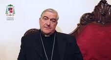 Il vescovo di Lecce, Seccia: il primo discorso alla città