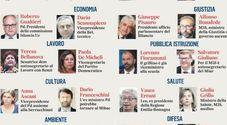 Il toto-ministri: Esteri a Di Maio, ai dem l'Economia, Difesa a Franceschini