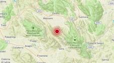 Terremoto tra Abruzzo e Lazio di 3.1: avvertito a Frosinone, Fiuggi, Sora e Avezzano