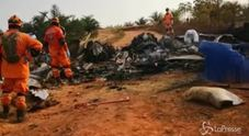 Si schianta aereo in Colombia: 12morti