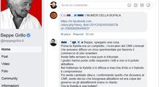 Photogallery: i commenti online al post di Grillo