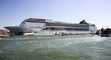 Toninelli: stop grandi navi da crociera in Canale Giudecca entro giugno